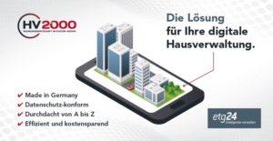 Hübschmann etg24 Digitale Immobilienverwaltung
