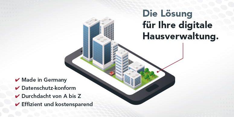 Huebschmann Digitale Immobilienwirtschaft